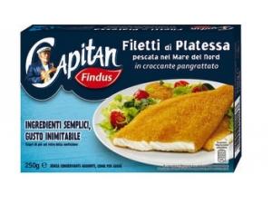 Findus filetti di platessa impanati gr 250