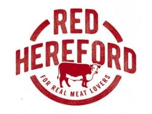 Reale red hereford di bovino adulto sottovuoto - al kg