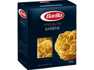 Barilla specialità pasta di semola  • barbine • tagliatelle gr 500