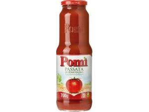Pomì  passata di pomodoro  in bottiglia gr 700