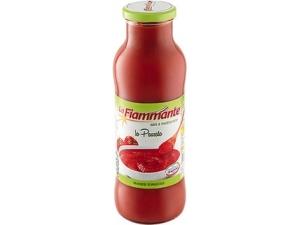 La fiammante passata di pomodoro in bottiglia GR 680