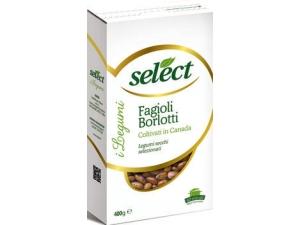 Select  fagioli borlotti  gr 400