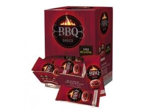 Gaia salsa barbecue in bustine monodose gr 12 x 102