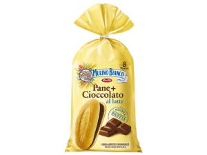 Mulino bianco pane + cioccolato al latte gr 300