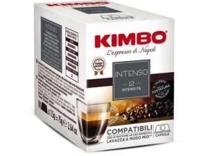 Kimbo 10 capsule compatibili a modo mio® • napoli • intenso