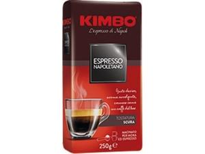 Kimbo  caffè espresso  napoletano  gr 250