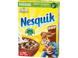 Nestlè nesquik cereali duo gr 375