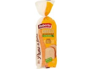 Roberto  pane a fette • bianco • integrale gr 400