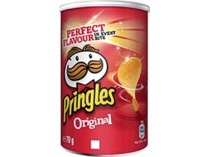 Pringles patatine • original  • paprika gr 70