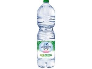 San benedetto acqua minerale naturale eco green lt 2