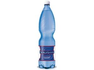 Sorgesana  acqua leggermente frizzante lt 1,5