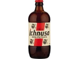 ICHNUSA birra non filtrata cl 50