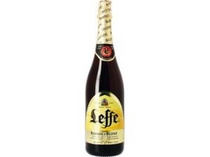 Leffe birra blonde cl 75