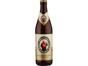 Franziskaner birra premium weissbier naturtrùb cl 50