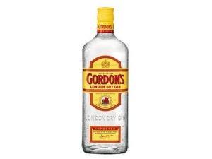 Gordon's gin lt 1