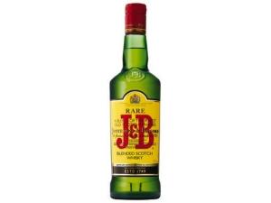 J&b whisky lt 1
