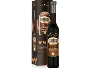 Castagner granliquor chocolate - cl 35 + 12 bicchieri in cialda