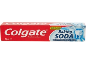 Colgate dentifricio • baking soda • fresh gel ml 75