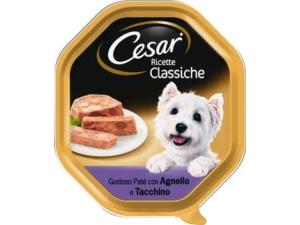 Cesar  patè per cane   vari gusti gr 150