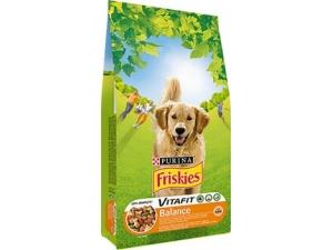 Friskies  crocchette per cane balance pollo e verdure kg 1,5