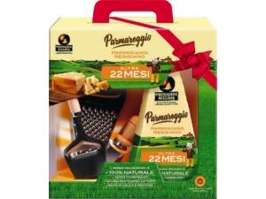 Parmareggio  parmigiano reggiano 22 mesi  con grattugia salvafreschezza