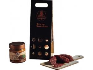 Renzini  San Cristoforo da Passignano, ragù di cinghiale gr 200 e salsiccia di cinghiale gr 100 in confezione regalo