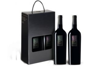 Feudi di san gregorio astuccio 2 bottiglie: - trigaio aglianico igt cl 75 - albente falanghina igt cl 75