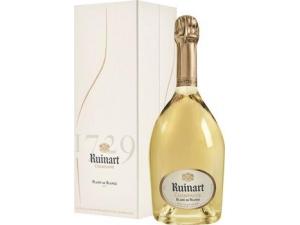 Ruinart blanc de blancs champagne in astuccio cl 75