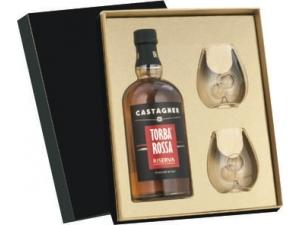 Castagner  grappa prestige torbarossa  cl 50