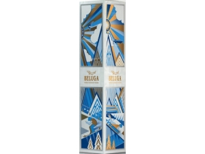 Beluga  noble russian vodka in astuccio cl 70