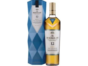 The maccallan  12 years old triple cask single malt whisky cl 70