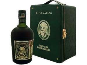 Diplomatico  rum in valigetta cl 70