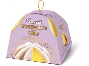 Bauli grandolce pan de oro gr 750