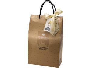 G. cova & C. panettone classico basso in shopper kg 1
