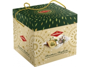 Condorelli panettone margherita gr 900 + crema al pistacchio