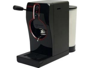 Kimbo macchinetta caffè per cialde tube nera
