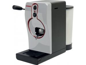 Kimbo macchinetta caffè per cialde tube • bianca