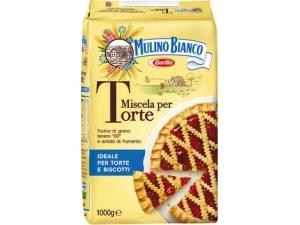 """Mulino bianco  miscela di farina di grano tenero """"00""""  speciale per torte kg 1"""