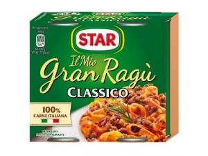Star il mio gran ragù • classico • funghi porcini • salsiccia • speck • piccante • extra gusto gr 180 x 2