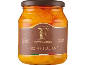 Fattoria dei Sapori Pesche Italiane GR 650