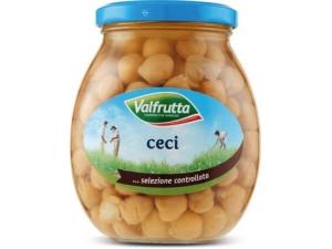 Valfrutta legumi • fagioli  - cannellini - borlotti - corona  • ceci • lenticchie gr 370
