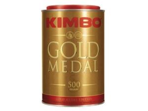 Kimbo   caffè gold medal  in lattina  gr 500