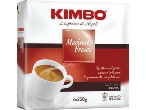 Kimbo  caffè macinato fresco gr 250x2