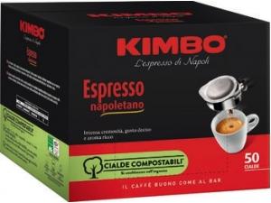 Kimbo espresso napoletano  cialde gr 7 x pz 50