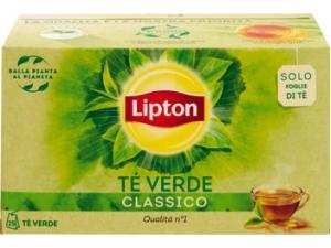 Lipton tè verde 25 filtri
