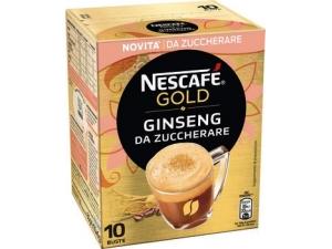 Nescafè gold • mocaccino gr 88 • ginseng gr 70 • ginseng da zuccherare gr 60
