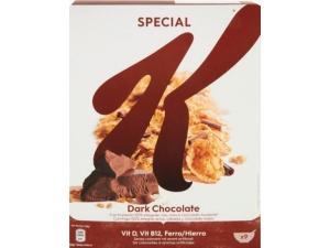 Kellogg's special k   cereali  • cioccolato  fondente  • frutti rossi gr 290