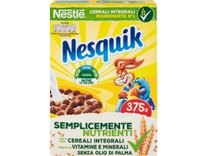 Nestlè nesquik cereali gr 375