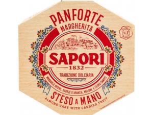 SAPORI  PANFORTE MARGHERITA  GR 320