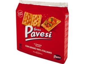 Gran pavesi  cracker • salati • a ridotto contenuto di sale gr 560